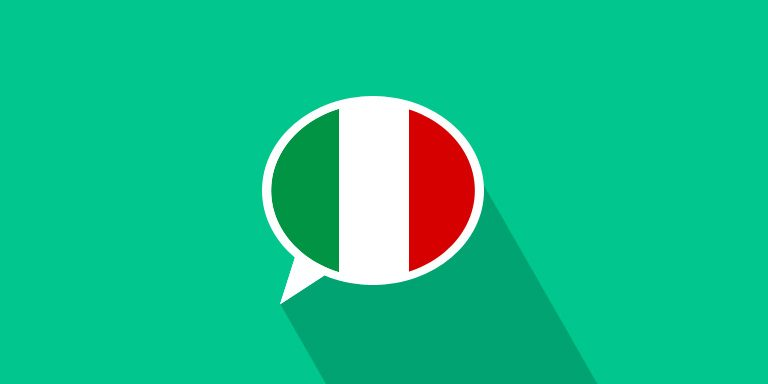 Italian for foreigners
